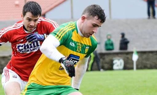 Paddy Mc Brearty Donegal GAA