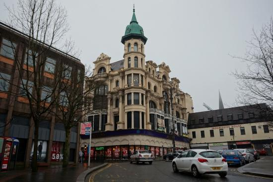 Austins building will not be a factor in liquidation process