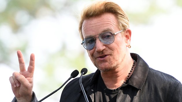 Bono backs Hollywood film studio plan for Dublin ...