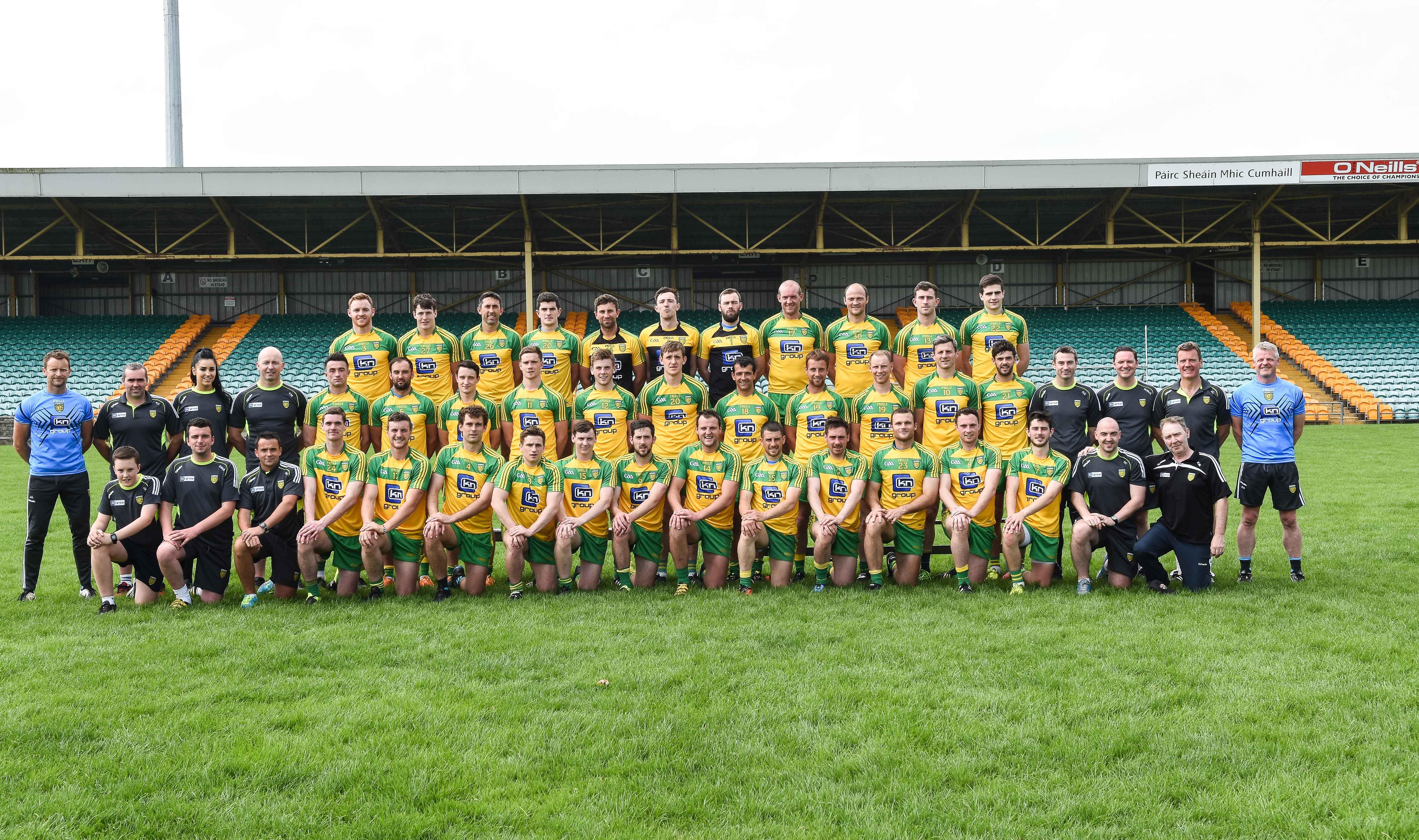 Donegal GAA Team 2