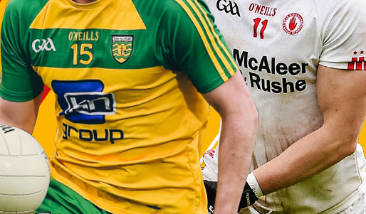 Donegal Tyrone Ulster Final