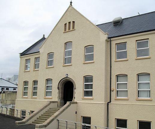 LYIT, Killybegs, Tourism College