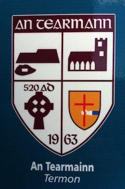 Termon crest GAA