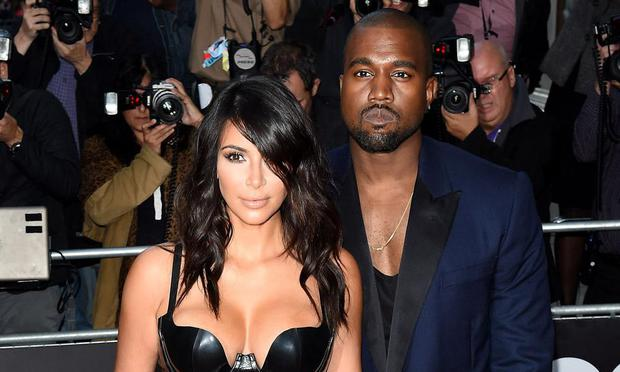 Kim Kardashian and Kanye West Reportedly Hired Private Firefighters to Help Them and Their Neighbors