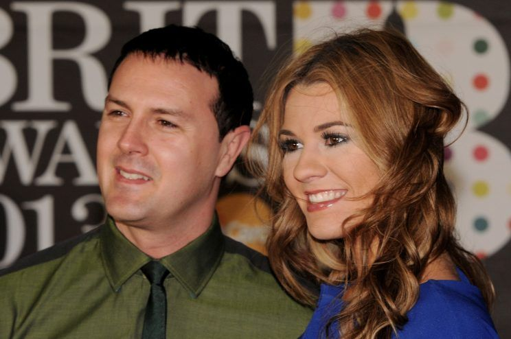 Paddy McGuinness' wife shares emotional letter about their twins