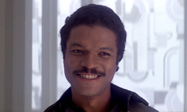 Here's your first peek at Lando in the Han Solo movie