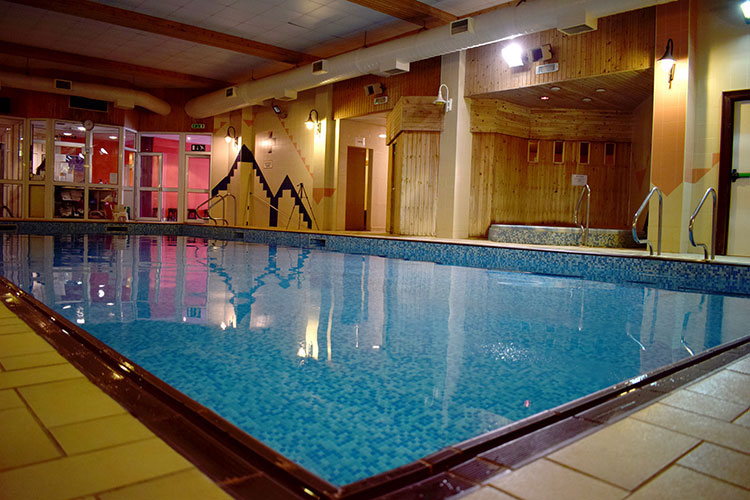 A Committee Is Being Formed In Bid To Keep The Swimming Pool And Leisure Centre At Bay View Hotel Killybegs From Closing On September 1st