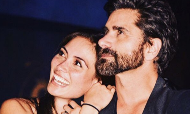 John Stamos Opens Up About Engagement To Caitlin McHugh