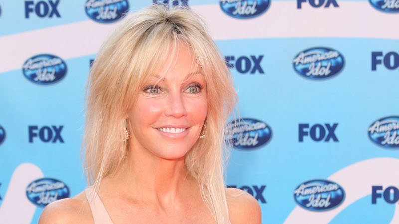 Heather Locklear Arrested for Domestic Violence, Battery on a Police Officer