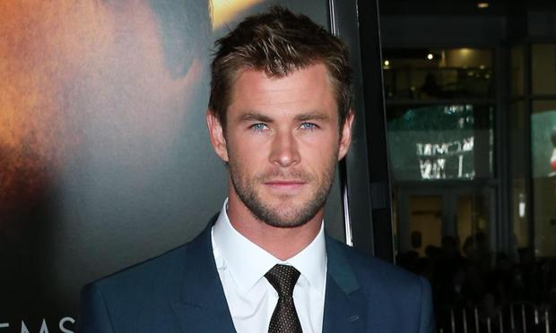 New Men In Black Movie Could Star Thor Actor Chris Hemsworth