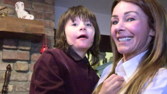 Charlotte Caldwell's medicinal cannabis oil for son is confiscated at Heathrow