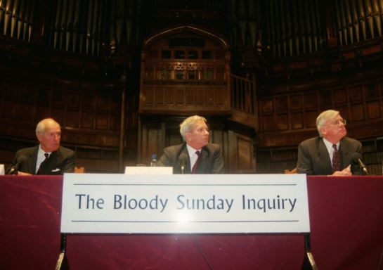 Watch live Bloody Sunday prosecution decision