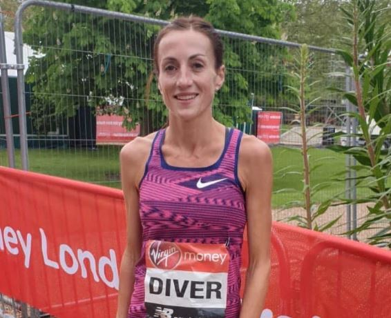 Sinead Diver finishes 7th in London Marathon | Highland