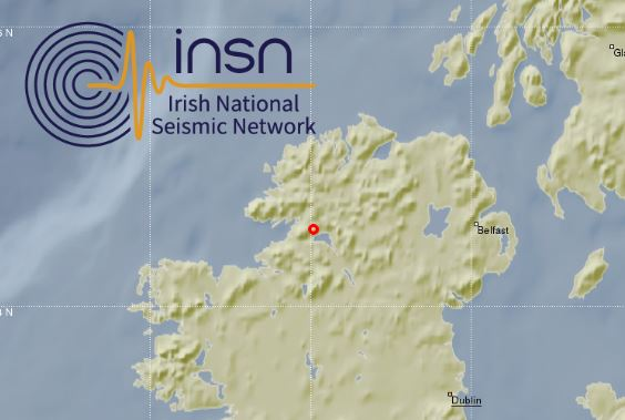 Mini quake strikes Donegal for second time this month
