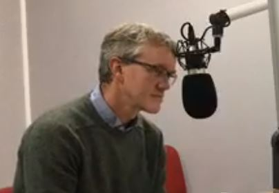 Aengus Kennedy, Nature North West, John Breslin, Around The North West, Highland Radio, Letterkenny, Donegal