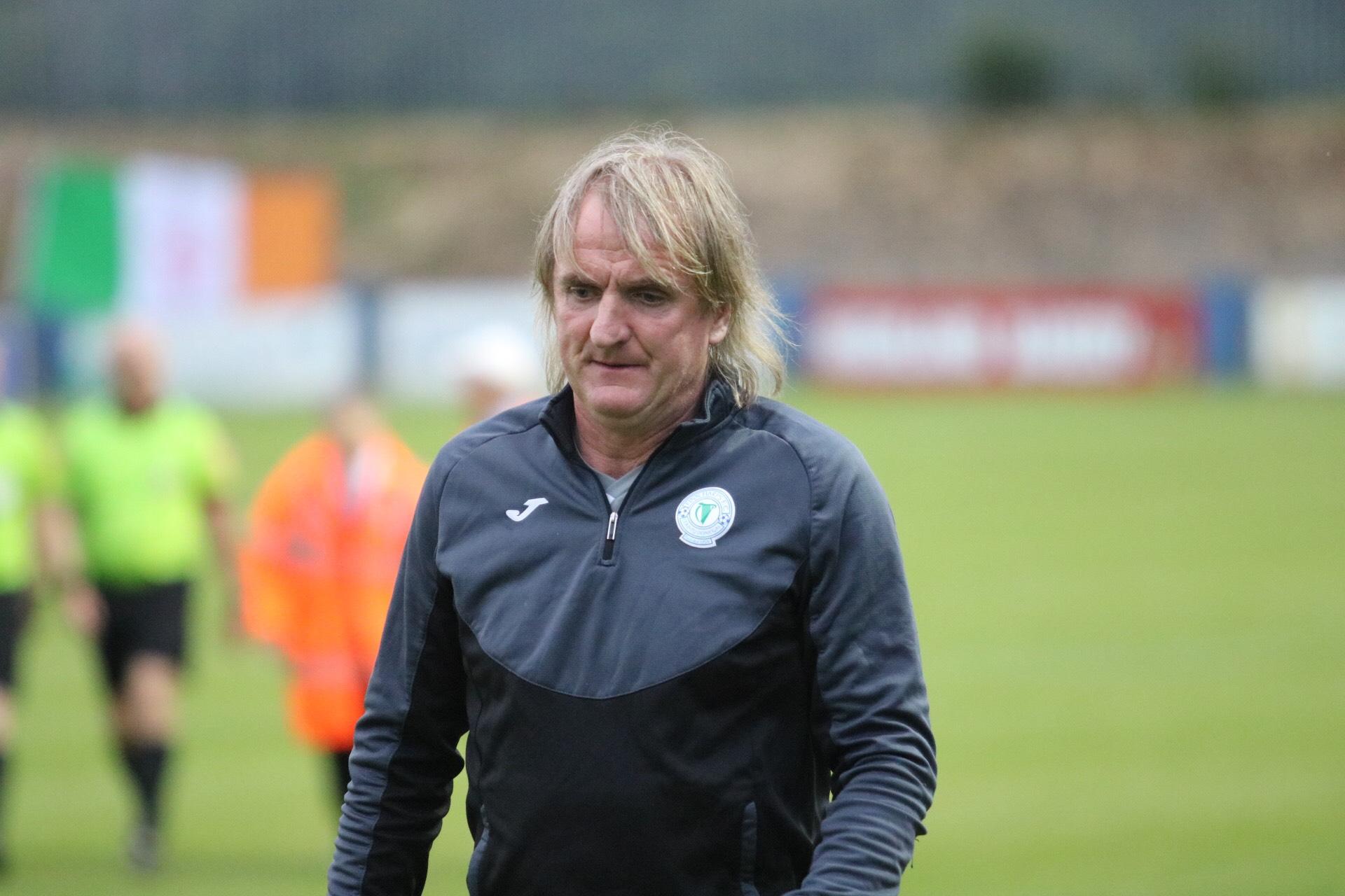 Ollie Horgan, Highland Radio Sports, Letterkenny, Donegal