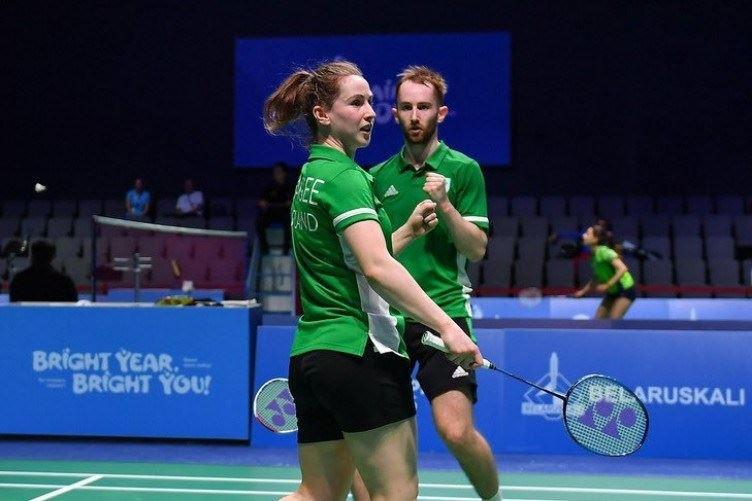 Sam Magee, Chloe Magee, European Bronze, Semi-Final, Highland Radio, Letterkenny, Donegal