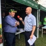 Greg Hughes, Council, Gary Martin, London, Highland Radio, Letterkenny, Donegal