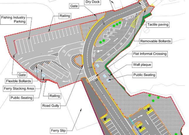 Burtonport, Redevelopment, Plan, Green Light, Highland Radio, News, Letterkenny, Donegal
