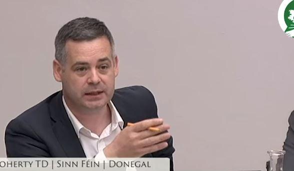 Pearse Doherty, Finance, Donegal, Letterkenny, Sinn Fein