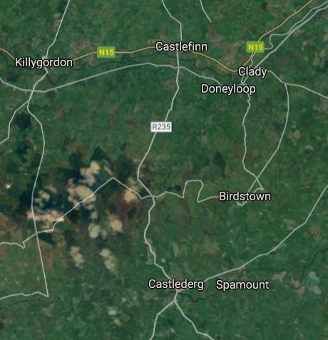 Castlederg, Castlefinn, Donegal