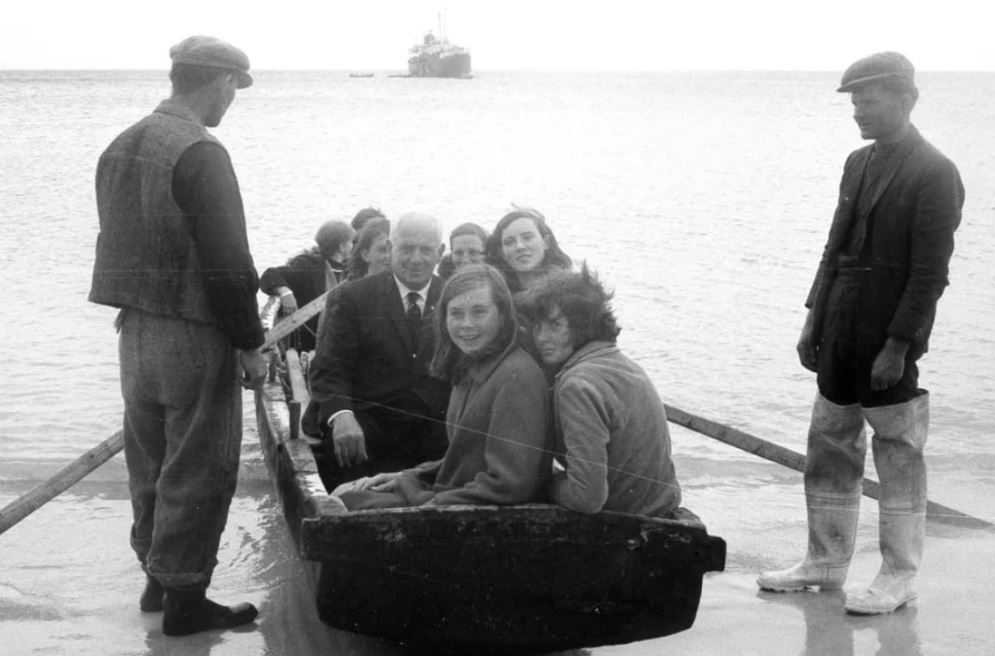National Museum of Ireland seeks stories of Donegal boat building